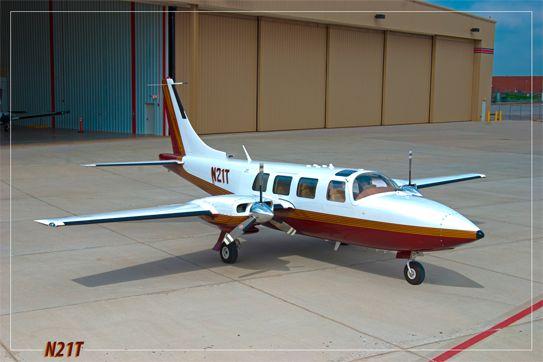 N21T plane on ground